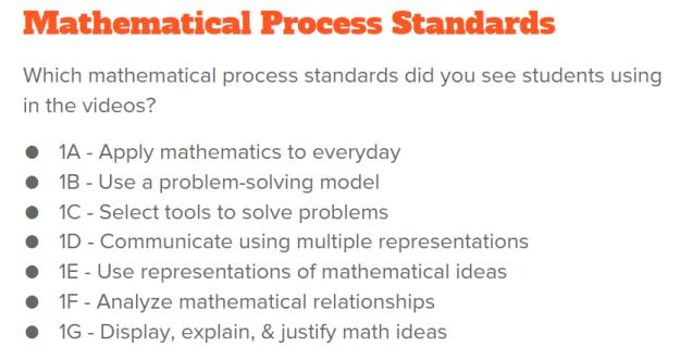 Process-Standards